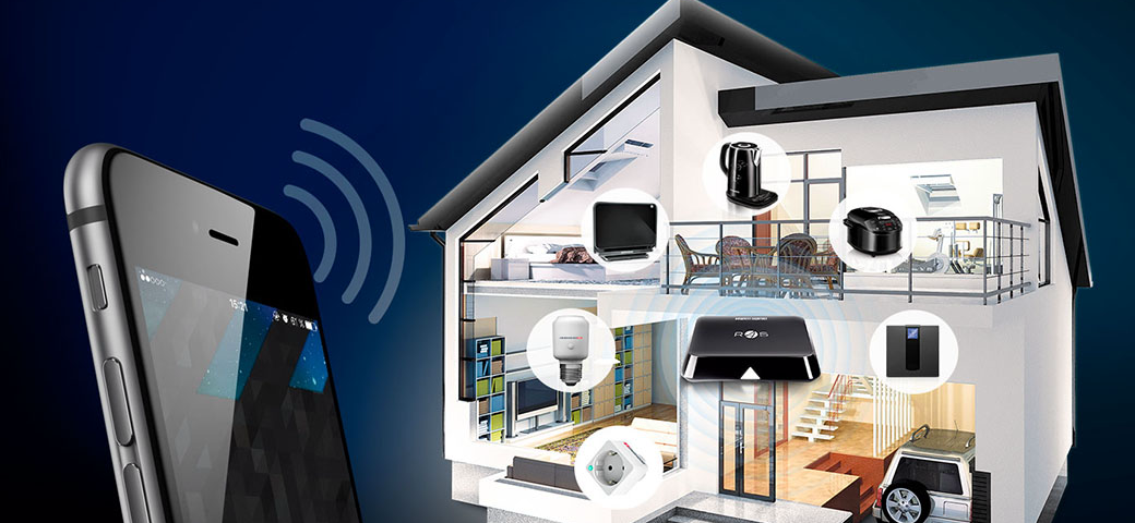 Дом будущего от Panasonic