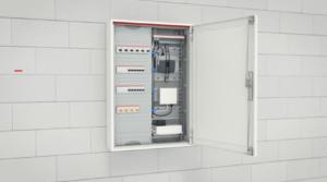 Новинка от ABB: электротехнические шкафы ComfortLine.