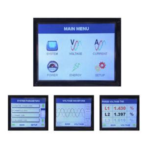 Новинка: мультиметр WPM 800-Touch от Weigel