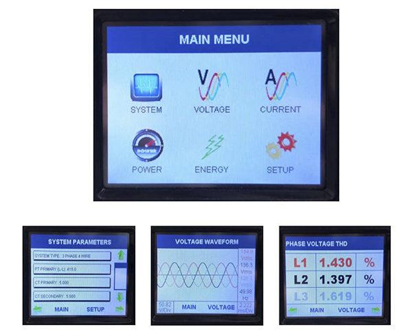 Мультиметр WPM800-Touch
